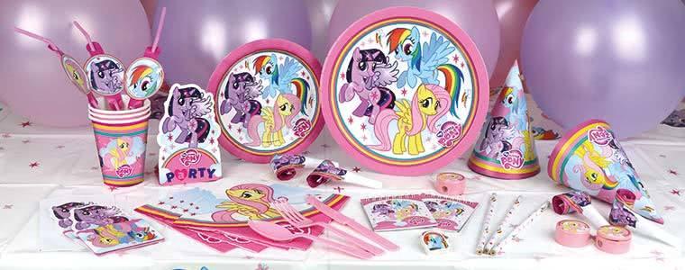 Suministros para la Fiesta de My Little Pony Top Image