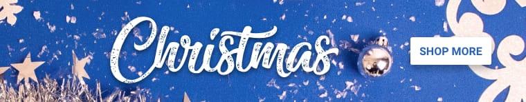 Suministros y decoraciones para fiestas navideñas