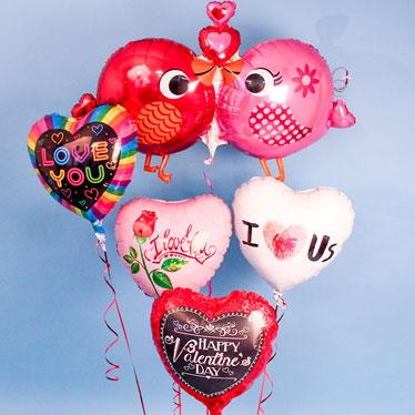 Todas Globos De San Valentin
