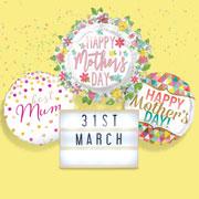 Día de la Madre: 30 de marzo