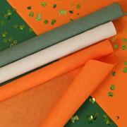 Día del St Patricks Rolls Banquetes y Manteles
