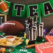 Suministros para Fiestas del Super Bowl