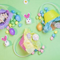 Chocolate y dulces de Pascua