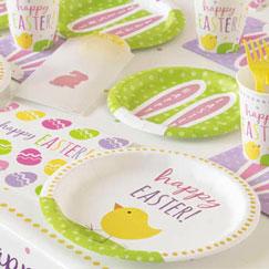 Fuentes Lindas del Partido del Tema de Pascua