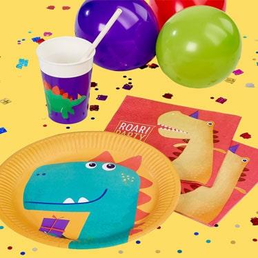 Temas De Fiesta De Dinosaurios