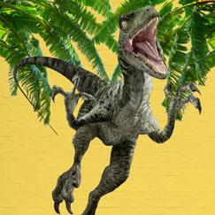 Recortes De Cartón De Dinosaurio