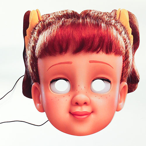 Gabby Gabby Juguete Historia 4 Cartulina Mascara Facial