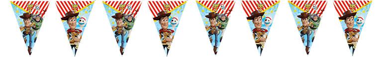 Disney Historia Del Juguete 4 Empavesado De Bandera De Plástico 230Cm