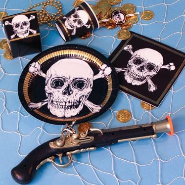 Temas De Fiesta Pirata