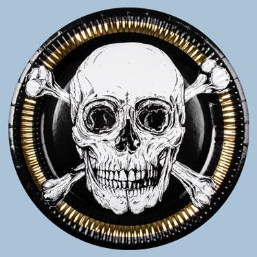 Piratas Oro Suministros Para Fiestas