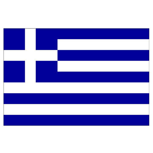 Bandera De Grecia 5 X 3 Pies
