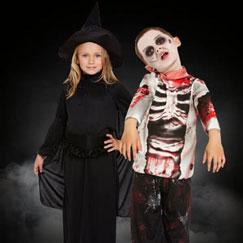 Disfraces de disfraces de halloween para niños