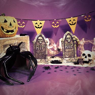 Todas las decoraciones de Halloween