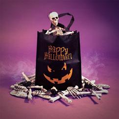 Fiesta de Halloween Bolsas