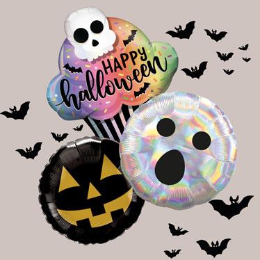 Globos Temáticos De Halloween