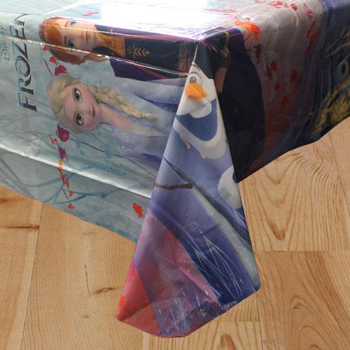 Disney Congelado 2 De Plástico Mantel 180Cm X 120Cm