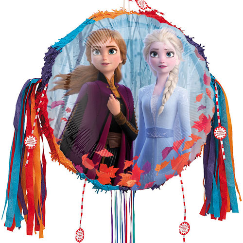 Disney Congelado 2 Tirar De Piñata De Cuerda
