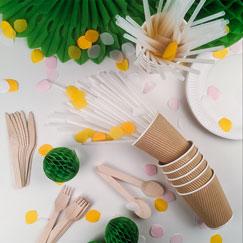Fuentes Del Partido Biodegradables