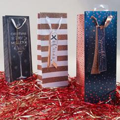 Bolsos de regalo de Navidad