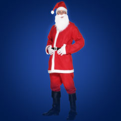Disfraces de disfraces de Navidad para hombres