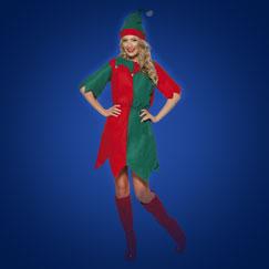 Disfraces de disfraces de Navidad para mujer