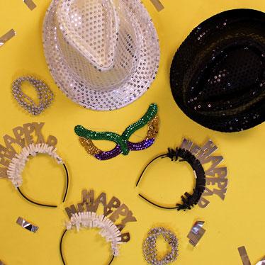 Vestido De Lujo Nuevo Año Y Accesorios