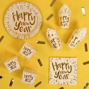 Temas De Fiesta De Año Nuevo