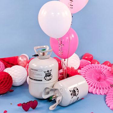 Globos De San Valentin Y Paquetes De Helio