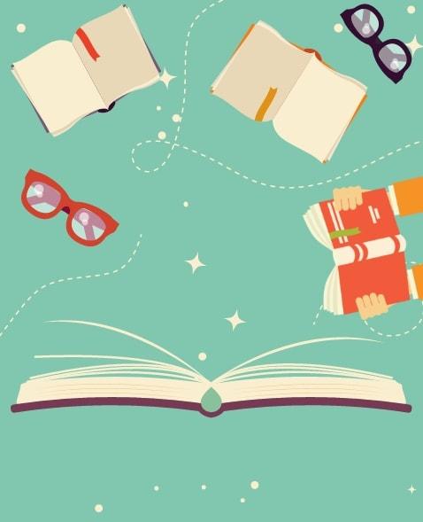 Suministros de Fiesta del Día Mundial del Libro