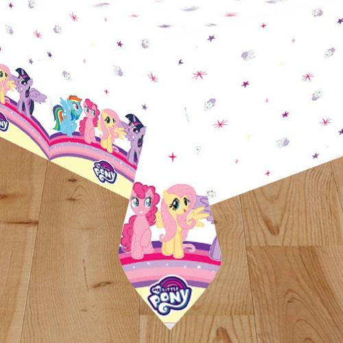 My Little Pony Mantel De Plástico 180Cm X 120Cm