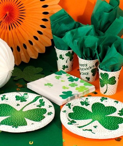 Fiesta Del Día Del St Patrick Suministros