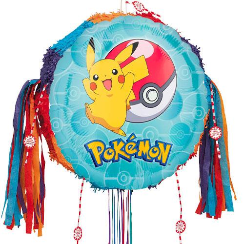 Piñata De Cuerda De Pokemon