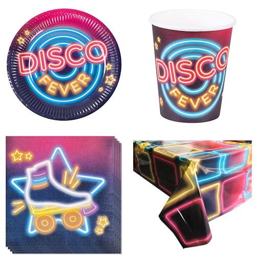 Paquete De Fiesta Con Valor Disco Para 6 Personas