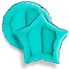 Globos Azules Tiffany