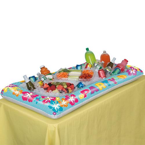 Verano Divertido Hinchable Buffet Enfriador 132Cm