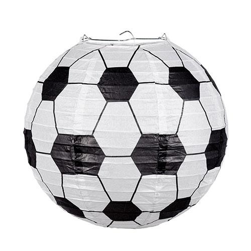 Fußball Papierlaterne 25Cm