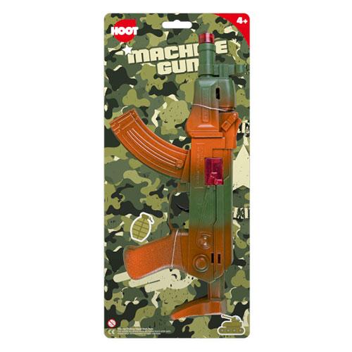 Máquina De Plástico Del Ejército Pistola De Juguete 32Cm
