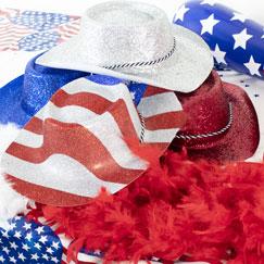 EE.UU. Suministros para Fiestas Sombreros, Máscaras y el Vestido
