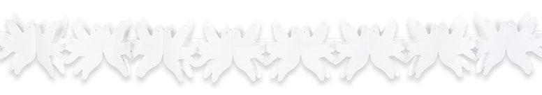 Hochzeit Taube Papier Girlande Dekoration 4M