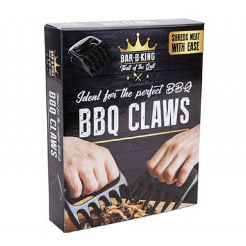 BBQ Meat Claws - Paquete De 2
