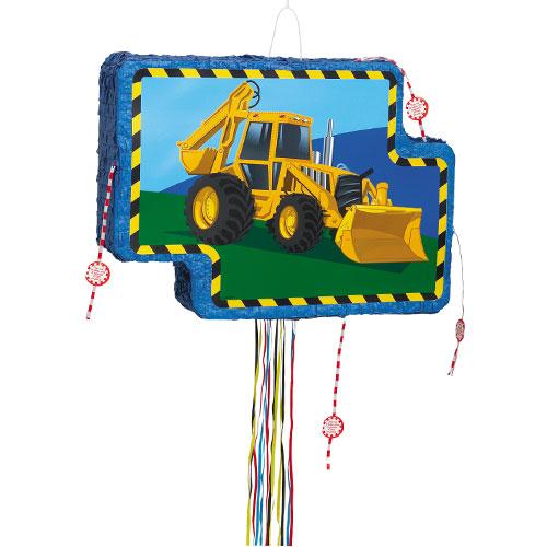 Vehículo De Construcción Cadena De Tracción Piñata