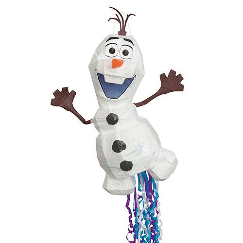 Disney Congelado 2 Olaf 3D Tirón Pinata String