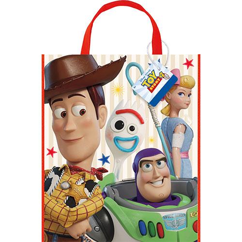 Toy Story De Disney 4 Bolso De Mano De Plástico 33Cm X 28Cm