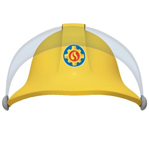 Sombreros De Fiesta De Cartón Bombero Sam - Paquete De 8