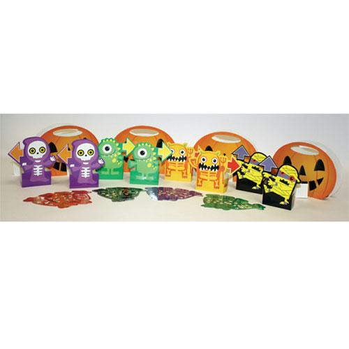 Juego De Caza De Caramelos De Halloween Boo Crew Monsters