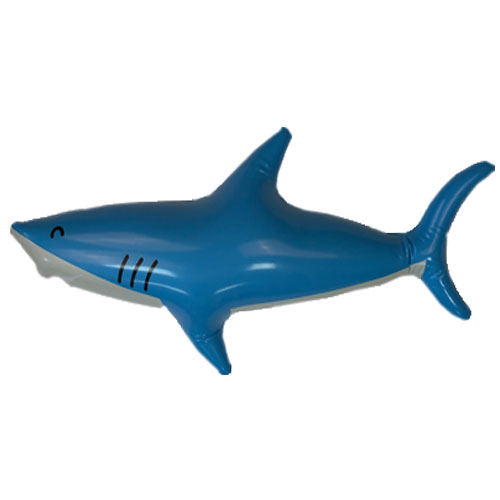 Tiburón Inflable 50Cm