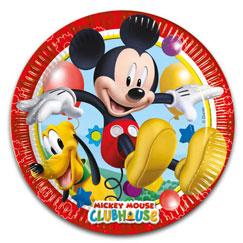 Artículos para Fiestas de Mickey Mouse Clubhouse