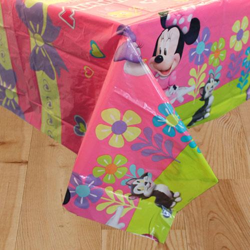 Mantel De Plástico De Disney Minnie Mouse 180Cm X 120Cm