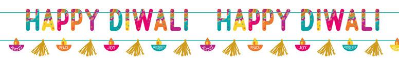 Kit De Banners De Decoraciones De Feliz Diwali