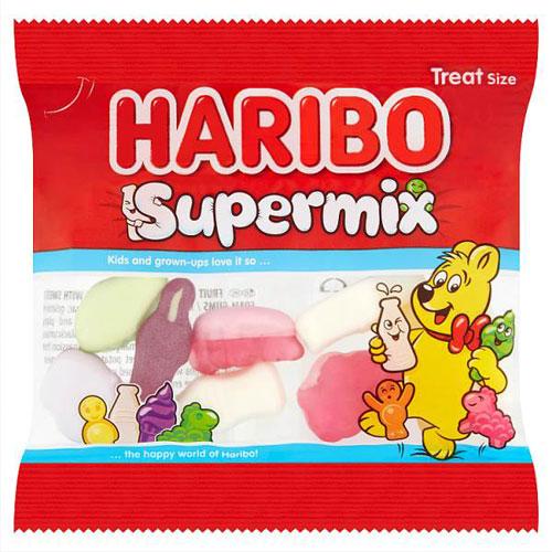 Haribo Fun Gums Supermix 16 Gramos